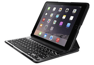 Belkin Ultimate Pro Keyboard f iPad Air 2-Black (F5L176EABLK)