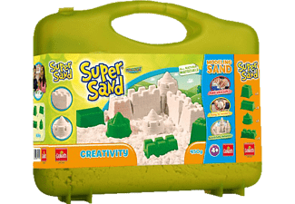 GOLIATH 83232 Super Sand Creativity Koffer