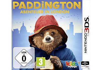 Paddington - Abenteuer in London - Nintendo 3DS