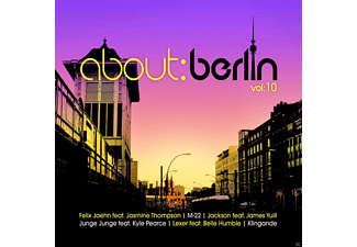 VARIOUS - About: Berlin Vol: 10 - (CD)