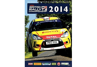 British Rally 2014 Review - (DVD)