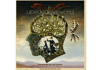 Doris Brendel and Lee Dunham - Upside Down World - (CD)