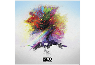 Zedd, VARIOUS - True Colors - (CD)