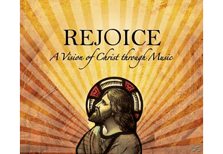 VARIOUS - Rejoice-A Vision Of Christ Through Music - (CD)