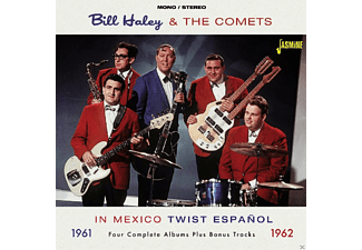 Bill Haley & The Comets - In Mexico 1961-62 - (CD)