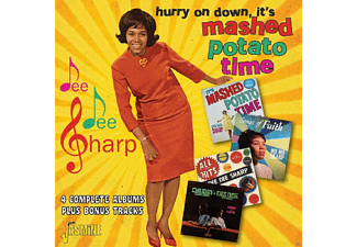 Dee Dee Sharp - Hurry On Down It's Mashed - (CD)