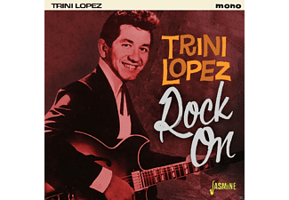 Trini Lopez - Rock On - (CD)