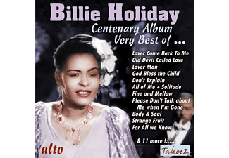 Billie Holliday - Very Best Of Billie Holiday (Centenary Album) [CD]