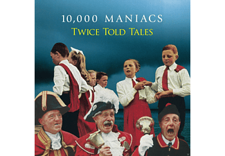 10,000 Maniacs - Twice Told Tales - (CD)