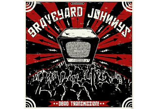 The Graveyard Johnnys - Dead Transmission! [CD]
