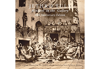 Jethro Tull - Minstrel in the Gallery - 40th Anniversary Edition (CD)