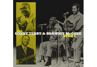 Sonny Terry, Brownie McGhee - Sonny Terry & Brownie Mcghee Story [CD]