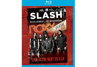 Slash, Myles Kennedy and The Conspirators - Live at The Roxy 25.9.14 (Blu-ray)