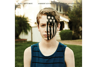 Fall Out Boy - American Beauty/American Psycho (Vinyl) - (Vinyl)