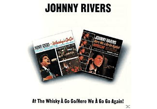 Johnny Rivers - At The Whisky A Go-Go/Here We A Go Go Again! - (CD)