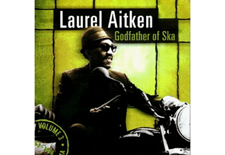 Laurel Aitken - Godfather Of Ska - (Vinyl)