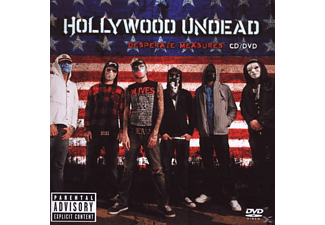 Hollywood Undead - Desperate Measures - (CD + DVD Video)