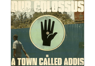 Dub Colossus - A Town Called Addis - (CD)