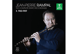 Jean-Pierre Rampal - The Complete Erato Recordings Vol.2 1963-1969 (CD)