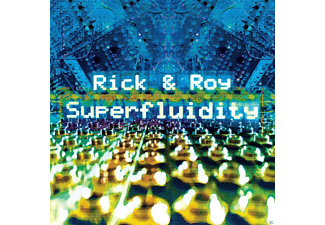 Rick & Roy - Superfluidity [CD]