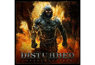 Disturbed - Indestructible (Vinyl LP (nagylemez))