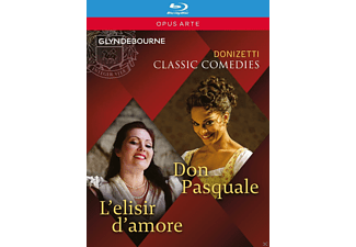 VARIOUS - Don Pasquale/L'elisir D'amore [Blu-ray]