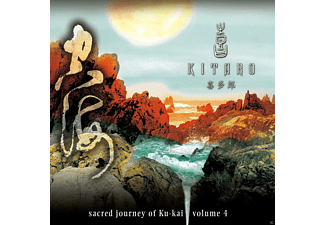 Kitaro - Vol.4-Sacred Journey Of Ku-Kai (Lp) [Vinyl]