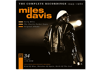 Miles Davis - Miles Davis: The Complete Recordings (1945-1960) - (CD)