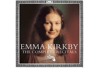Emma Kirkby - Emma Kirkby-The Complete Recitals [CD]