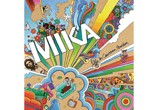 Mika - Life In Cartoon Motion - (CD EXTRA/Enhanced)