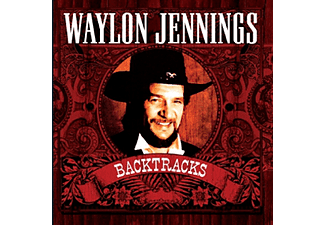 Waylon Jennings - Backtracks (CD)