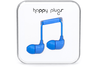 HAPPY PLUGS In-Ear blauw