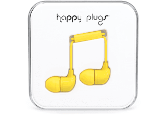 HAPPY PLUGS In-Ear geel