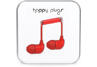 HAPPY PLUGS In-Ear rood