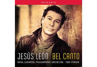 Leon Jesus, Toby Purser, Royal Liverpool Pilharmonic Orchestra, VARIOUS - Bel Canto [CD]