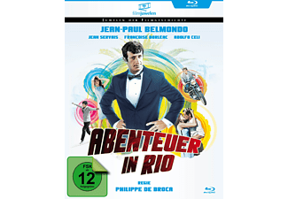 Abenteuer in Rio [Blu-ray]
