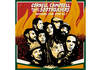 Cornel Campbell Meets Soothsay - Nothing Can Stop Us - (Vinyl)