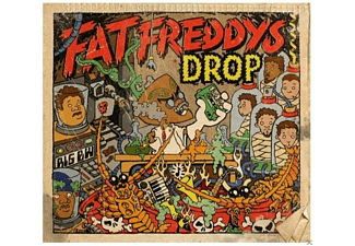 Fat Freddys Drop - Dr Boondigga & The Big Bw - (Vinyl)