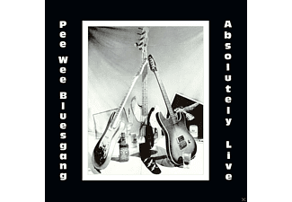 Pee Wee Bluesgang - Absolutely Live - (CD)