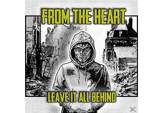 From The Heart - Leave It All Behind [CD]