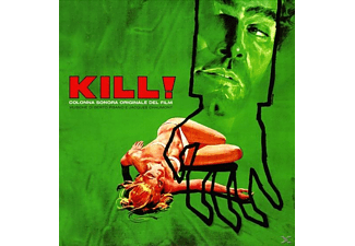 Berto Pisano, Jacques Chaumont, Junior Pisano - Kill! (Original Soundtrack) - (Vinyl)