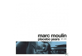 Marc Moulin - Placebo Years - (Vinyl)