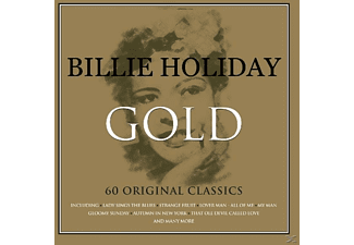 Billie Holiday - Gold [CD]