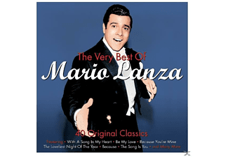 Mario Lanza - Very Best Of - (CD)