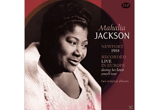 Mahalia Jackson - 2 Original Albums: Recorded Live... - (Vinyl)
