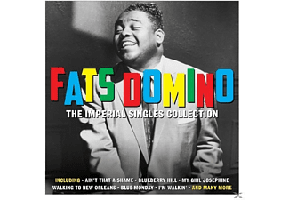 Fats Domino - Imperial Singles Collection [CD]