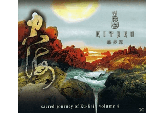 Kitaro - Vol.4-Sacred Journey Of Ku-Kai [CD]