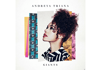 Andreya Triana - Giants - (CD)