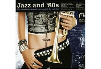 VARIOUS - Jazz & '80s: The Coolest and Sexiest Songbook of the Eightie - (CD)