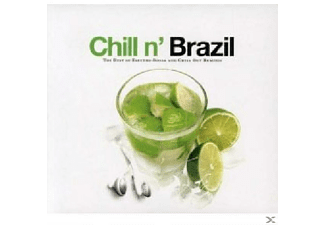 VARIOUS - Chill N Brazil - (CD)